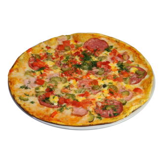 Пицца САЛЬВАДОР