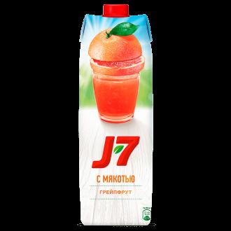 Сок J-7 Грейпфрут