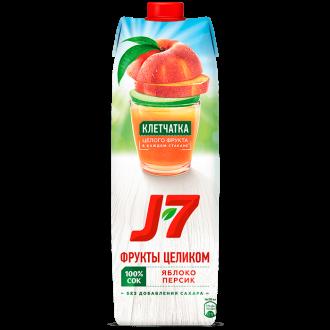 Сок J-7 Персик